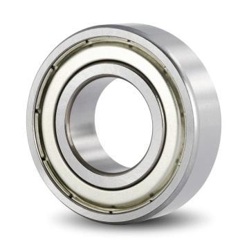 170 mm x 360 mm x 72 mm  NSK NUP334EM cylindrical roller bearings