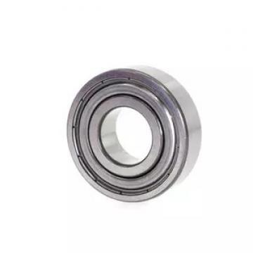 25 mm x 62 mm x 16 mm  ISO GW 025 plain bearings