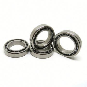 7 mm x 17 mm x 5 mm  ISO FL619/7 deep groove ball bearings
