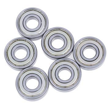 40 mm x 75 mm x 39 mm  NSK 40BWD17DCA116 angular contact ball bearings