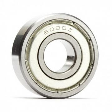 45 mm x 75 mm x 43 mm  ISO GE 045 HS-2RS plain bearings